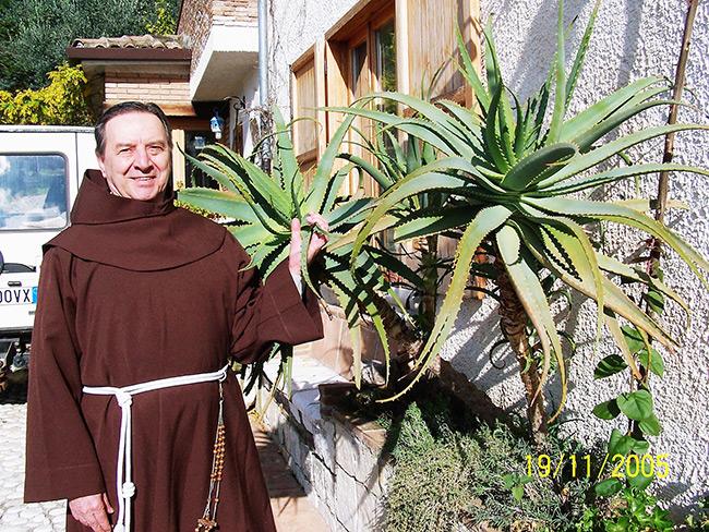 Father Romano Zago