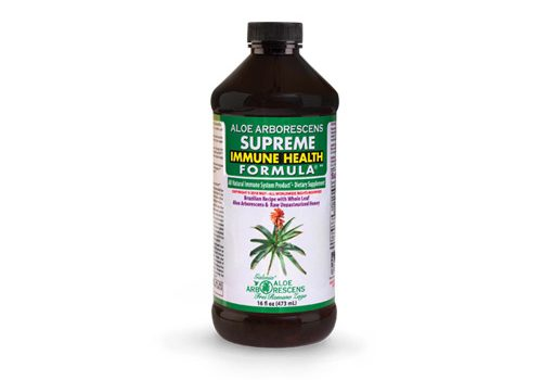 Supreme Immune Health Formula Single Bottle
