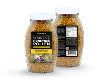 Supreme HoneyBee Pollen 16oz