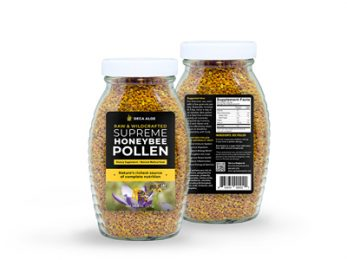Supreme HoneyBee Pollen 8oz