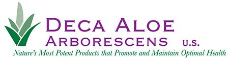 Deca Aloe Arborescens