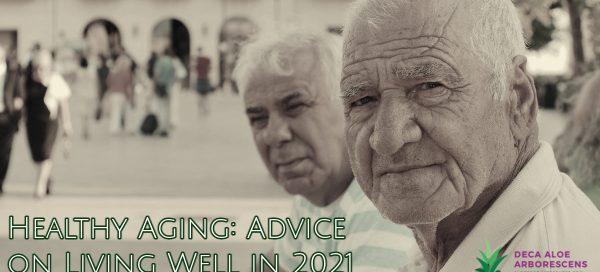 Healthy Again: Advice for 2021