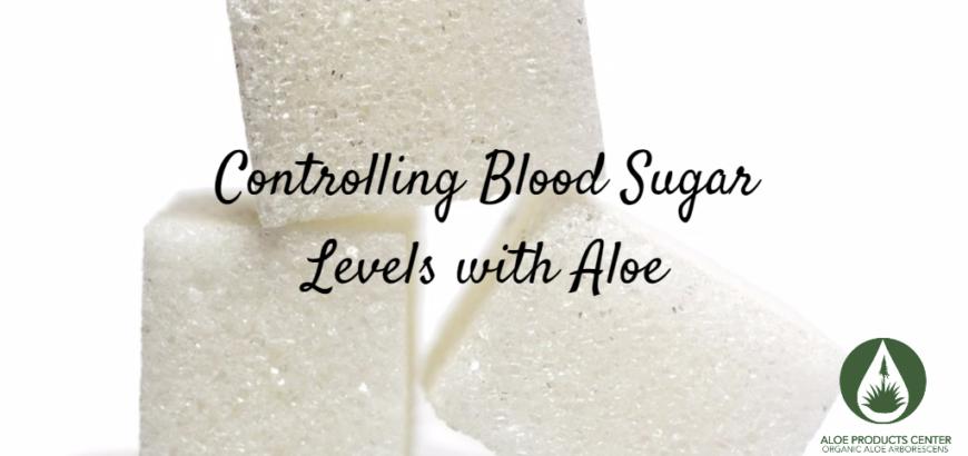 control type 2 diabetes with aloe arborescens