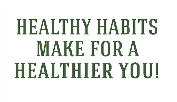 healty habits
