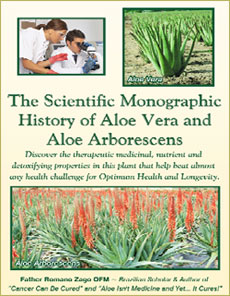 History of Aloe Vera and Aloe Arborescens
