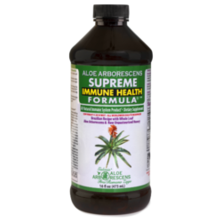 Aloe Arborescens Supplement Juice Drink