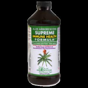 Aloe Arborescens Supplement Juice Drink
